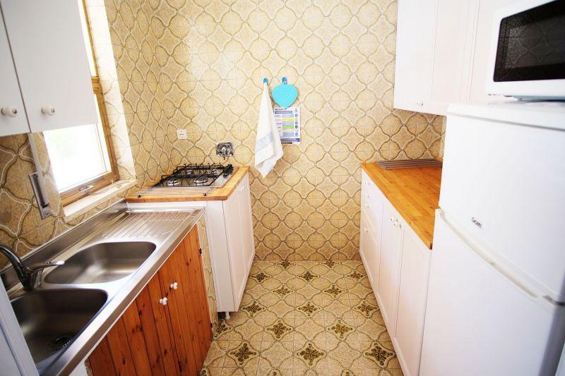 Cucina separata Affitto Appartamento 117949 Porto Cesareo