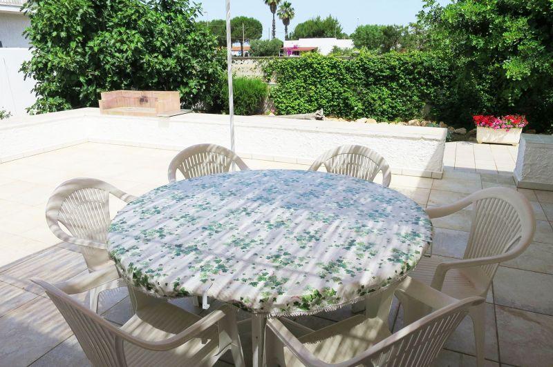 Barbecue Affitto Appartamento 117949 Porto Cesareo