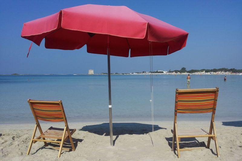 Spiaggia Affitto Appartamento 117949 Porto Cesareo