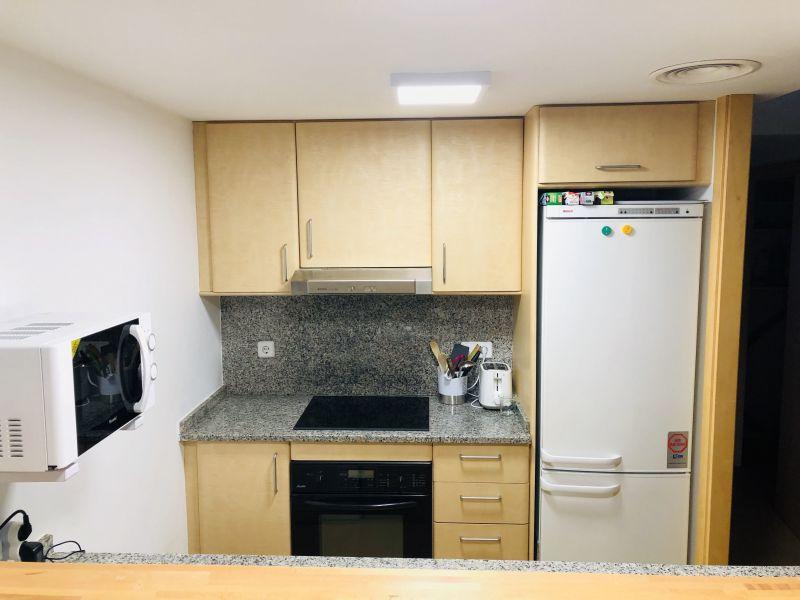 Cucina all'americana Affitto Appartamento 118724 L'escala