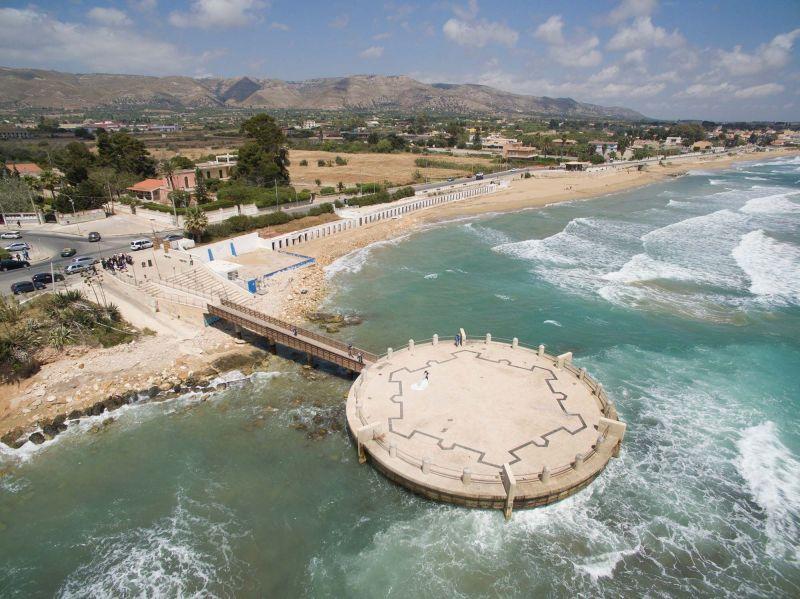 Spiaggia Affitto Monolocale 119075 Avola