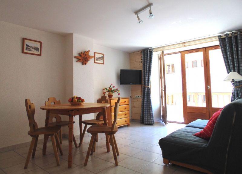 Vista dal balcone Affitto Appartamento 119426 Val Cenis
