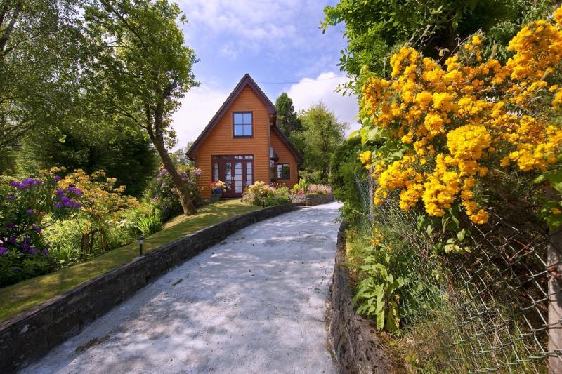Vista esterna della casa vacanze Affitto Agriturismo 63687