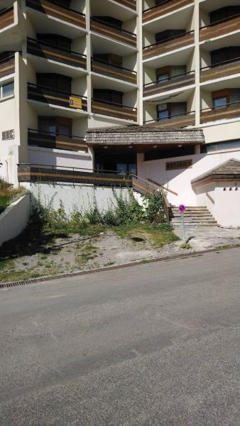 Vista esterna della casa vacanze Affitto Monolocale 65005 Orcières Merlette