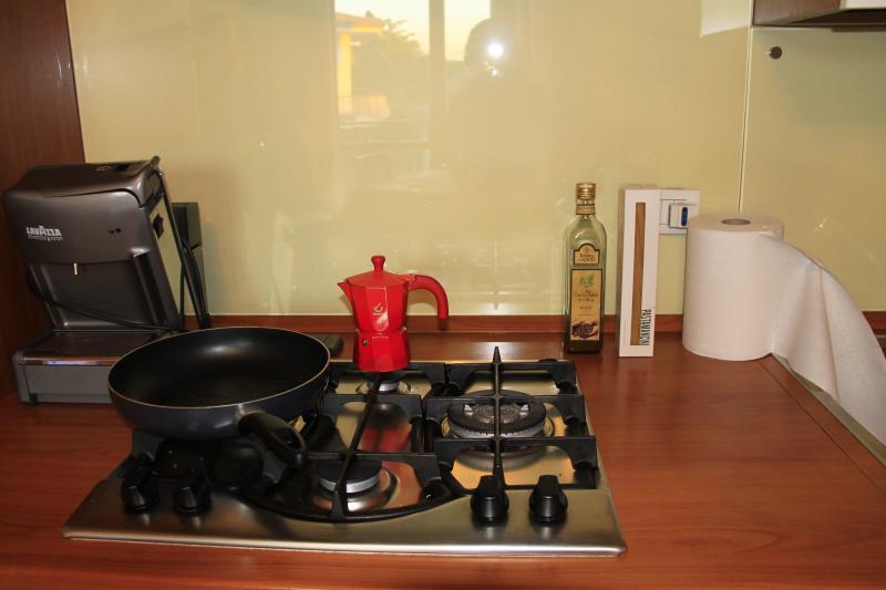 Angolo cottura Affitto Appartamento 66766 Sirmione