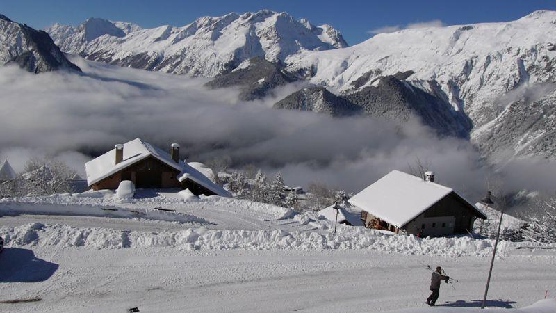 Vista dalla casa vacanze Affitto Appartamento 67048 Alpe d'Huez