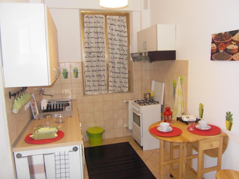 Cucina separata Affitto Appartamento 69902 Roma