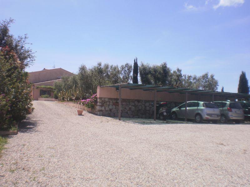 Parcheggio Affitto Appartamento 71341 Porto Azzurro