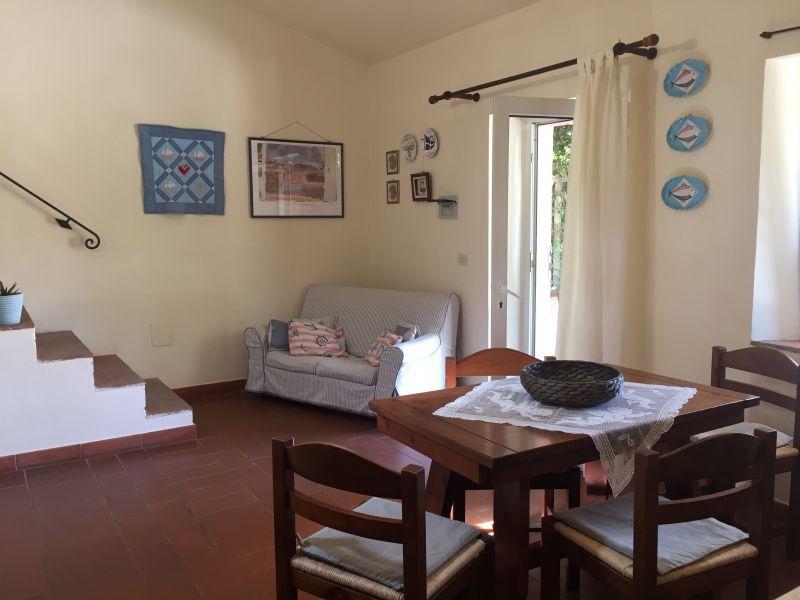 Soggiorno Affitto Appartamento 71341 Porto Azzurro