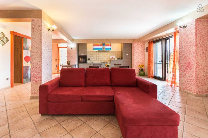 Soggiorno Affitto Appartamento 72866 Minturno