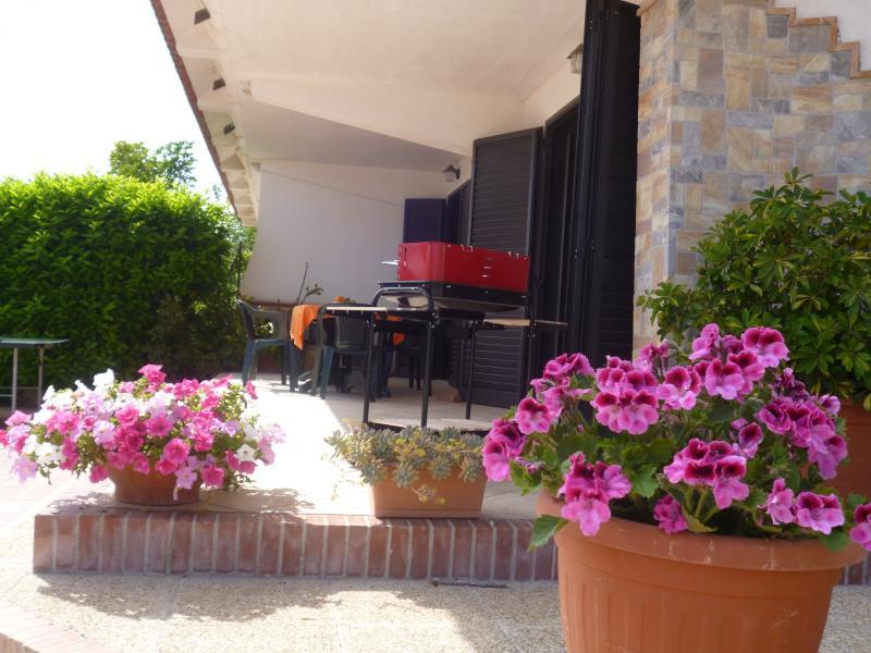 Vista dal balcone Affitto Appartamento 72866 Minturno