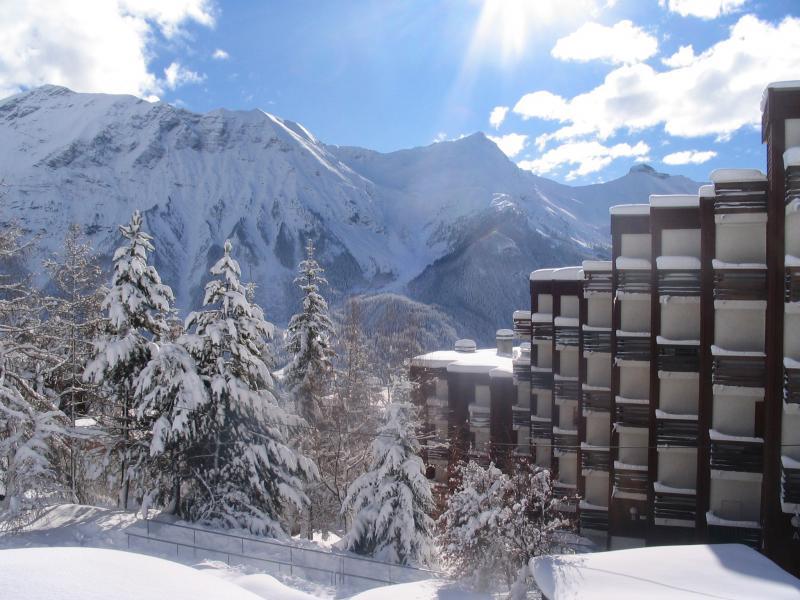 Vista esterna della casa vacanze Affitto Appartamento 75311 Orcières Merlette