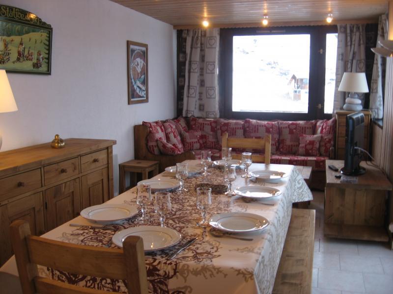 Sala da pranzo Affitto Appartamento 77055 La Plagne