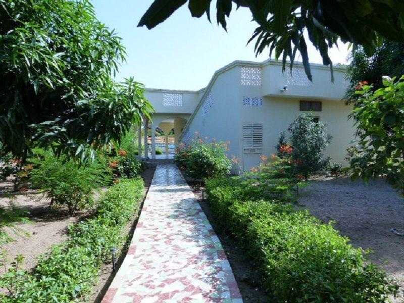 Entrata Affitto Villa  77706 Mbour