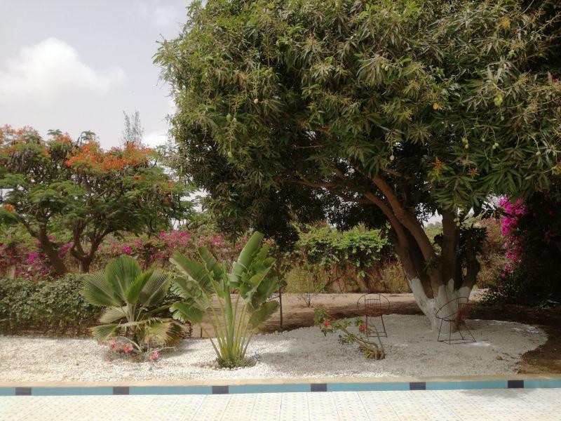 Giardino Affitto Villa  77706 Mbour