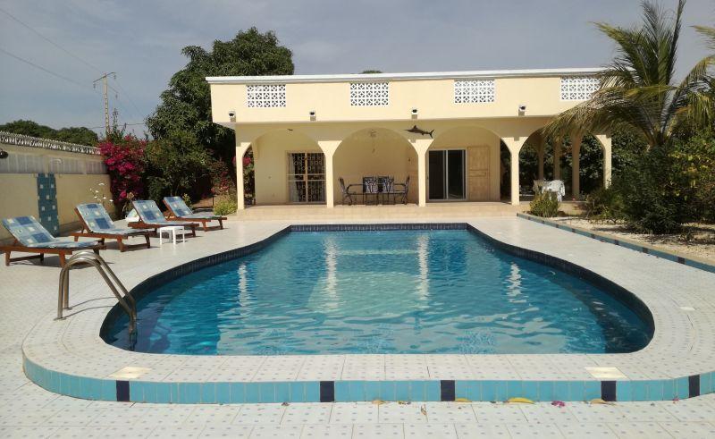 Piscina Affitto Villa  77706 Mbour