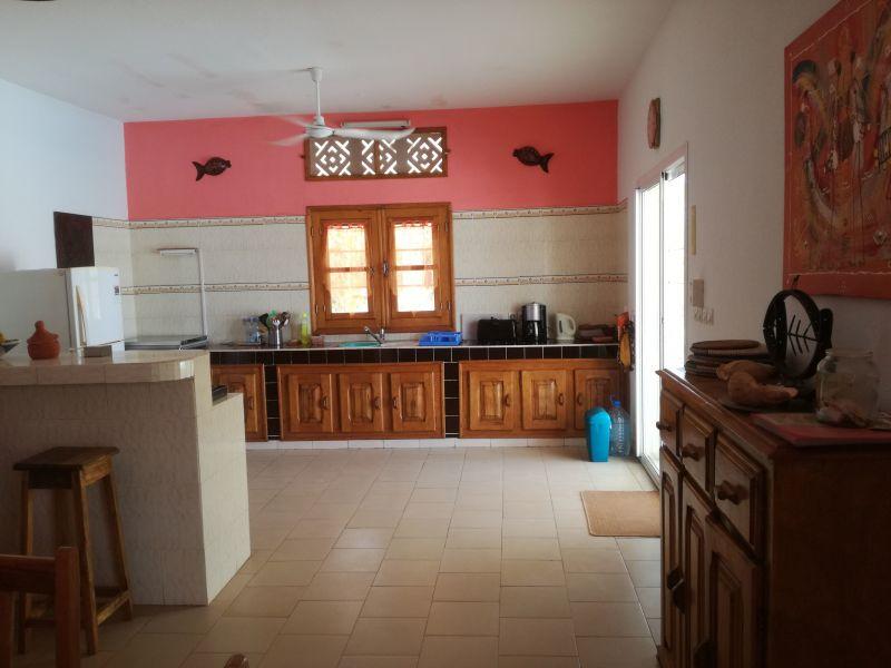 Cucina all'americana Affitto Villa  77706 Mbour