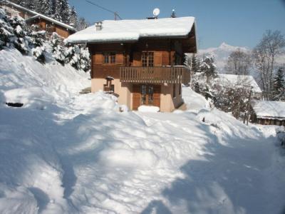 Vista esterna della casa vacanze Affitto Chalet 80692 Saint Gervais Mont-Blanc