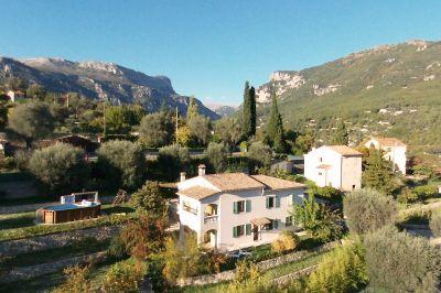 Vista esterna della casa vacanze Affitto Appartamento 81699 Cannes