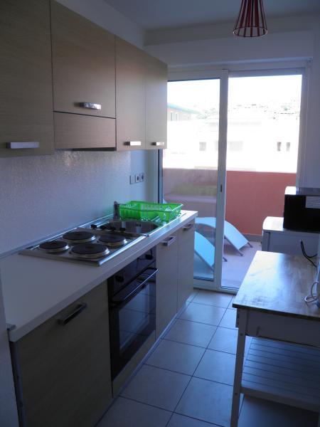 Cucina separata Affitto Appartamento 82380 Porto Vecchio