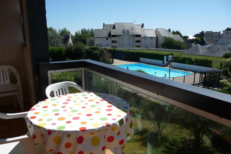 Balcone Affitto Monolocale 84047 Quiberon