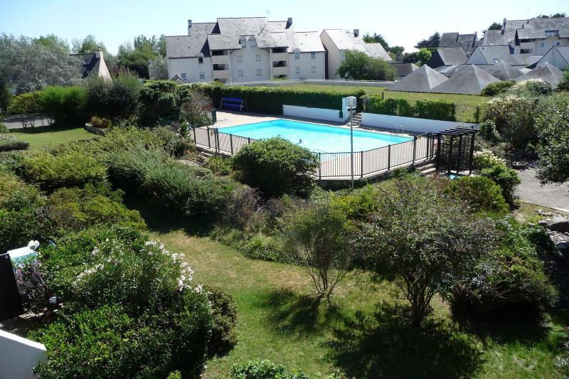 Vista dal balcone Affitto Monolocale 84047 Quiberon