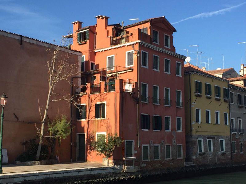 Vista esterna della casa vacanze Affitto Appartamento 86011 Venezia