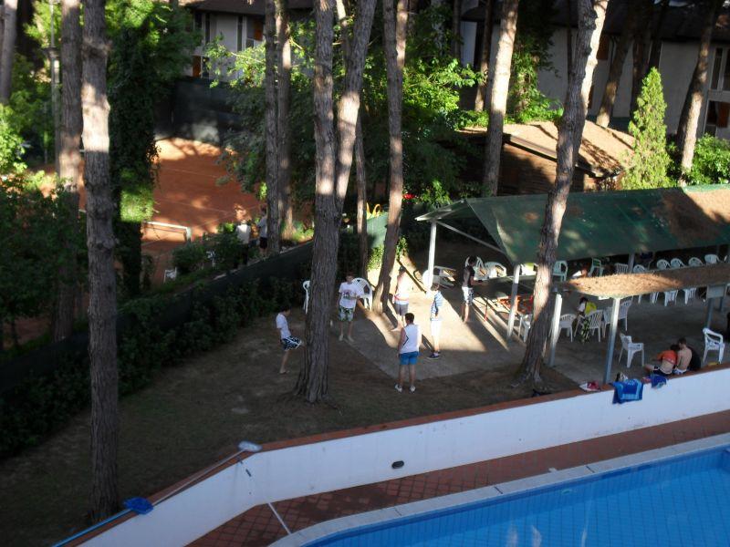Giardino Affitto Appartamento 90467 Eraclea Mare