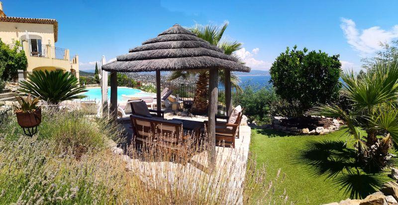 Giardino Affitto Villa  90962 Les Issambres