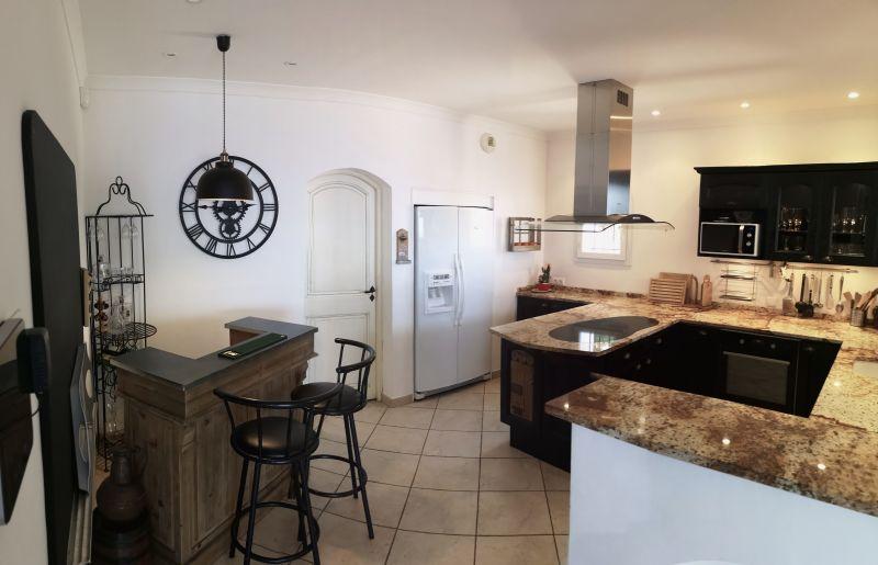Cucina all'americana 1 Affitto Villa  90962 Les Issambres