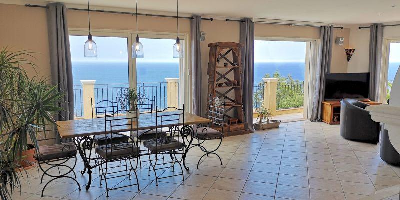 Sala da pranzo 1 Affitto Villa  90962 Les Issambres