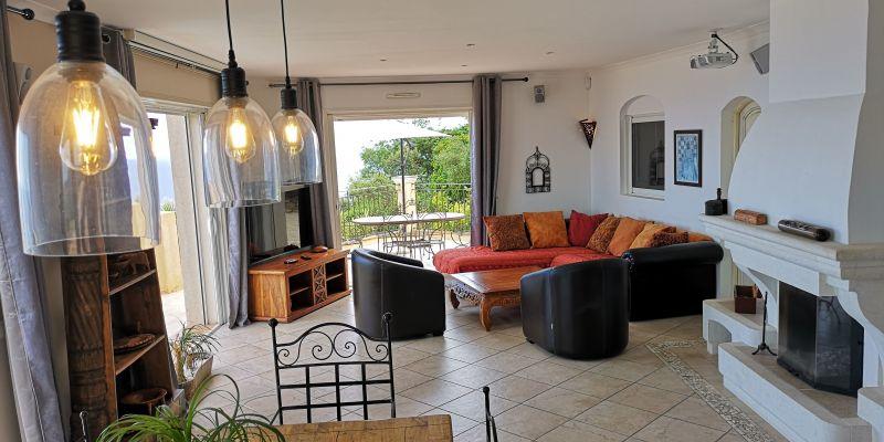 Salotto 1 Affitto Villa  90962 Les Issambres