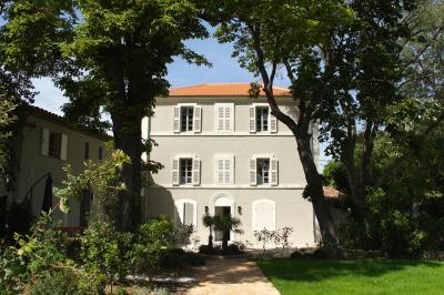 Vista esterna della casa vacanze Affitto Appartamento 91917 Aix en Provence