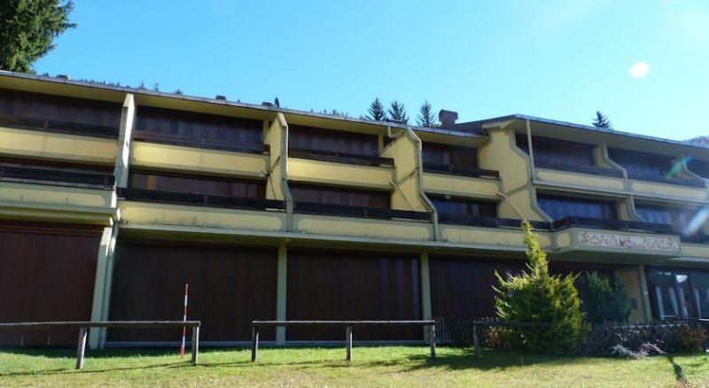 Vista esterna della casa vacanze Affitto Monolocale 92365 Madonna di Campiglio