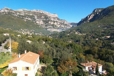 Vista esterna della casa vacanze Affitto Villa  92568 Cannes