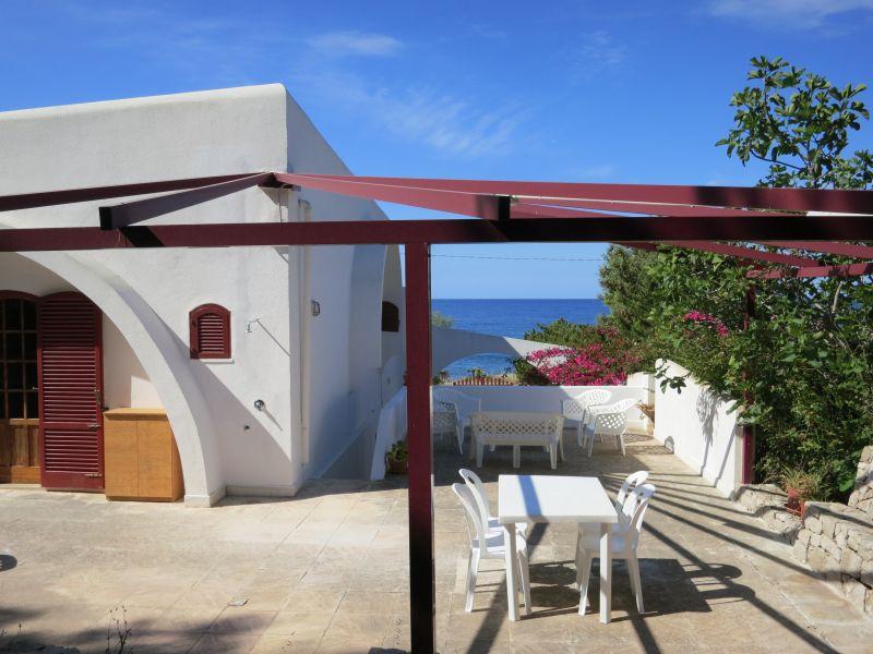 Vista dal terrazzo Affitto Villa  92878 Torre Vado