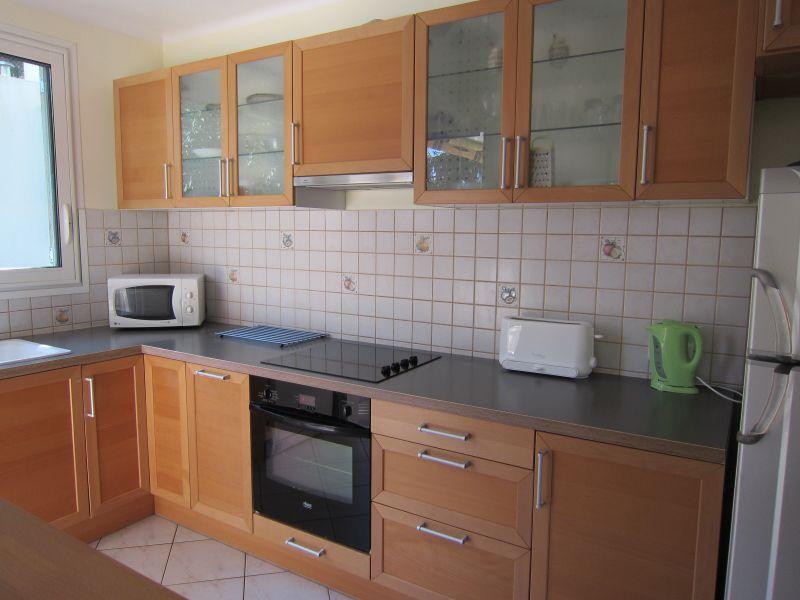 Cucina all'americana Affitto Appartamento 93858 Nizza