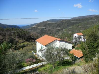 Vista esterna della casa vacanze Affitto Casa 95202 Deiva Marina