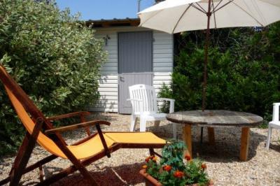 Giardino Affitto Appartamento 99166 La Rochelle