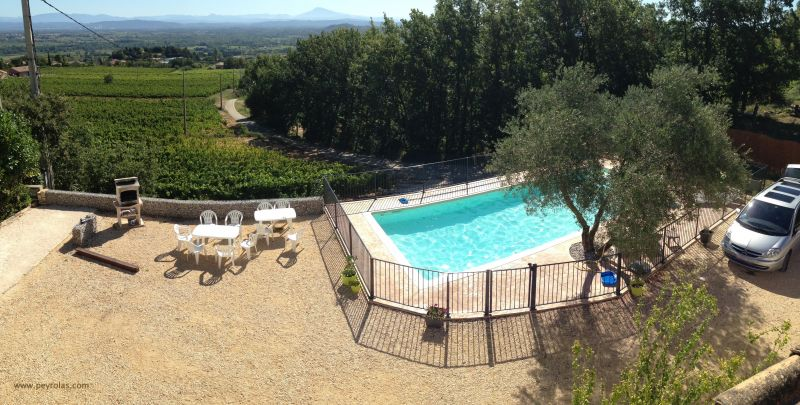 Altra vista Affitto Villa  100704 Saint-Julien-de-Peyrolas