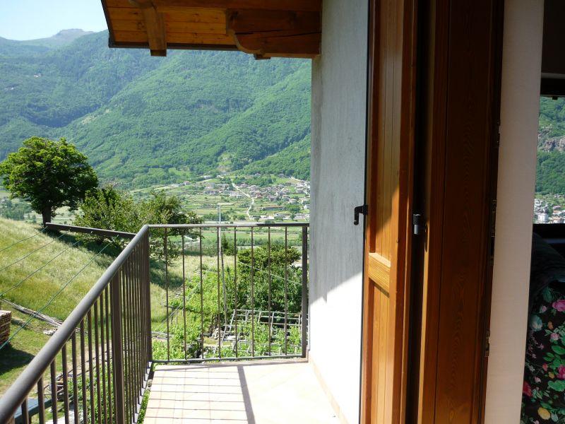 Vista dal balcone Affitto Appartamento 103662 Ivrea