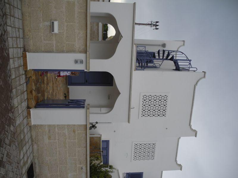 Vista esterna della casa vacanze Affitto Appartamento 104243 Porto Cesareo