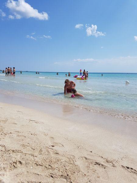 Spiaggia Affitto Appartamento 104243 Porto Cesareo