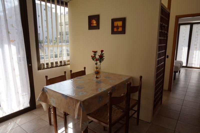 Sala da pranzo Affitto Appartamento 107978 Bellaria Igea Marina