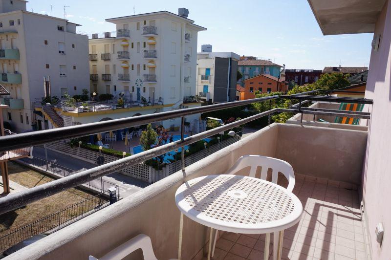 Vista dal terrazzo Affitto Appartamento 107978 Bellaria Igea Marina