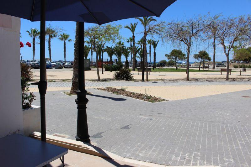 Vista dal terrazzo Affitto Casa 110050 Benidorm