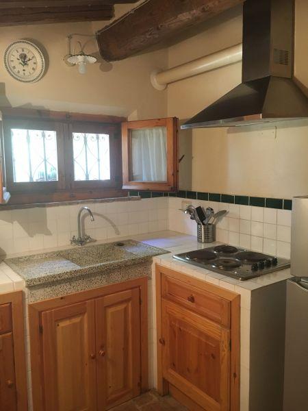 Cucina separata Affitto Appartamento 110856 Casale Marittimo