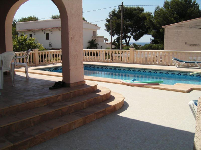 Piscina Affitto Villa  111838 Calpe