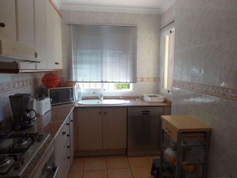 Cucina separata Affitto Villa  111838 Calpe