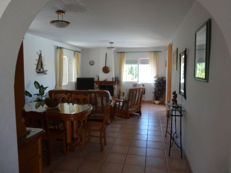 Sala da pranzo Affitto Villa  111838 Calpe